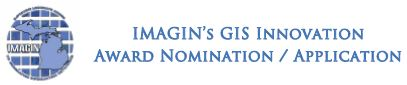 Click to view the GIS Innovation Award Nomination Form